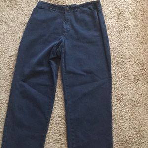 Pre-Owned Women's Size 8 Crazy Horse Stretch Pants